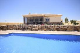 Villa Mango: Villa for sale in Albox, Almeria