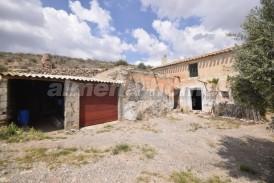 Cortijo Fresno : Country House for sale in Albox, Almeria