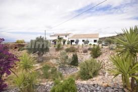 Cortijo Ventura: Country House for sale in Albox, Almeria