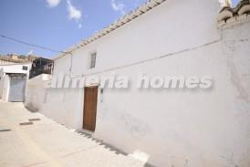 Casa Pampa: Town House for sale in Partaloa, Almeria