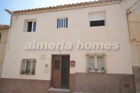 Casa Sebas: Town House for sale in Tijola, Almeria