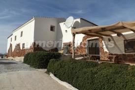 Cortijo Maricela: Landhuis te koop in Velez Rubio, Almeria