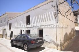 Casa Sesenta: Landhuis te koop in Partaloa, Almeria