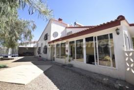 Cortijo Zorro: Landhuis te koop in Albox, Almeria