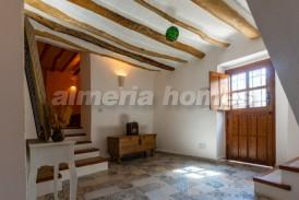 Casa Buganvilla: Town House for sale in Somontin, Almeria