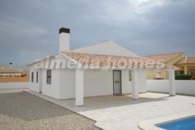 Villa Full Moon: Villa te koop in Arboleas, Almeria