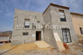 Cortijo Cueva: Country House for sale in Arboleas, Almeria