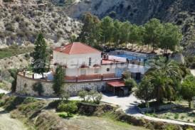 Finca Palomar: Country House for sale in Zurgena, Almeria