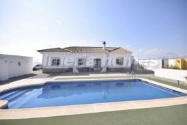 Villa Clio: Villa te koop in Albox, Almeria
