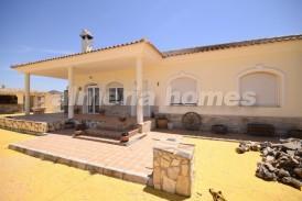 Villa Velas: Villa te koop in Albox, Almeria