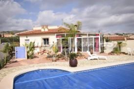 Villa Orchid: Villa te koop in Arboleas, Almeria