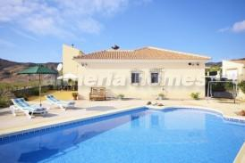 Villa Jazmin: Villa for sale in Arboleas, Almeria