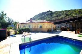 Villa Wadi: Villa en venta en Almanzora, Almeria