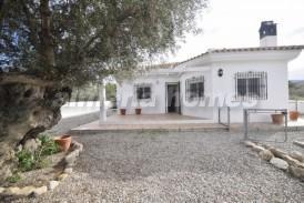 Villa Janey: Villa en venta en Arboleas, Almeria