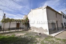 Cortijo Sen: Landhuis te koop in Arboleas, Almeria