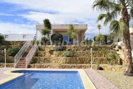 Villa Alfo: Villa en venta en La Alfoquia, Almeria