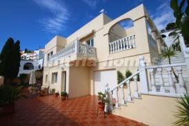 Villa Passiflor: Villa a vendre en Mojacar, Almeria