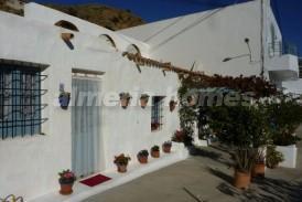 Casa Peter: Village House for sale in Carboneras, Almeria