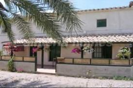 Cortijo Zoom: Landhuis te koop in Huercal-Overa, Almeria