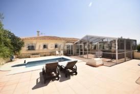 Villa Hilton: Villa a vendre en Albox, Almeria