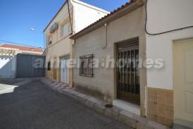 Casa Alamico: Town House for sale in Cantoria, Almeria