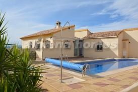 Villa Blancanieves: Villa a vendre en Albox, Almeria