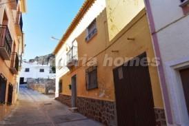 Casa Piqui: Maison de ville a vendre en Purchena, Almeria