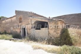 Cortijo Oros: Country House for sale in Oria, Almeria