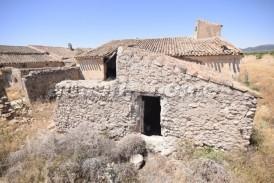 Cortijo Oros 3: Maison de campagne a vendre en Oria, Almeria