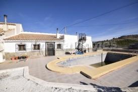 Cortijo Lavender: Country House for sale in Arboleas, Almeria