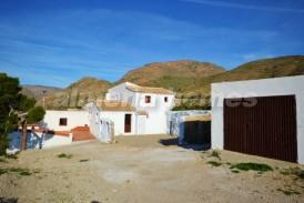 Cortijo Mercedes: Casa de Campo en venta en Oria, Almeria