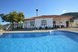 Villa Mamba: Villa for sale in Arboleas, Almeria