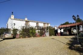 Cortijo Colombo: Country House for sale in Albox, Almeria
