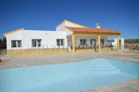 Villa Belga: Villa en venta en Albox, Almeria