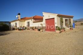 Villa Solarium: Villa for sale in Albox, Almeria