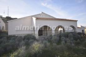 Villa Coleta 2: Villa for sale in Arboleas, Almeria