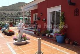 Villa Amor: Villa a vendre en Lijar, Almeria