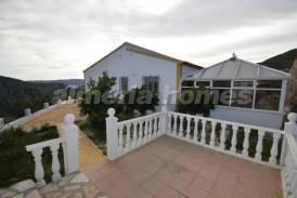 Villa Coconut: Villa a vendre en Lijar, Almeria