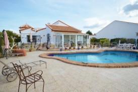 Villa Zoraida: Villa en venta en Arboleas, Almeria