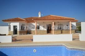 Villa Indalo: Villa en venta en Albox, Almeria