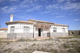 Villa Lateral: Villa a vendre en Zurgena, Almeria