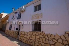 Casa Smith: Casa de Pueblo en venta en Partaloa, Almeria