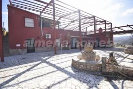 Restaurante Carrascos: Commercial Property for sale in Arboleas, Almeria