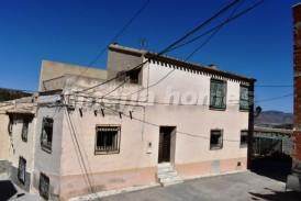 Casa Talisman: Town House for sale in Sufli, Almeria