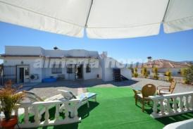 Villa Lemon: Villa for sale in Albox, Almeria