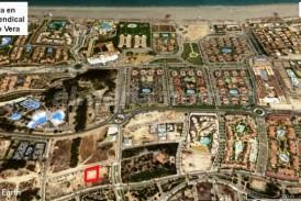Parcela Salinas III: Land for sale in Vera Playa, Almeria