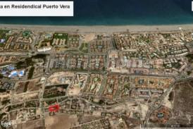 Parcela Salinas IV: Land for sale in Vera Playa, Almeria