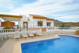 Villa Rica: Villa a vendre en Zurgena, Almeria