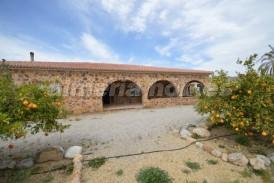 Villa Tuareg: Villa for sale in Arboleas, Almeria