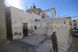 Casa Parra: Town House for sale in Arboleas, Almeria